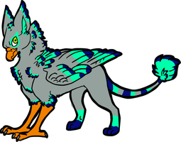 Gryphon adoptable ~OPEN~ by LCC-adoptables
