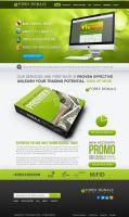 Web Design: Forex Signals by ab6421