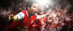 Fabregas sig by 895-Graphics