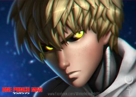ONE PUNCH MAN - Genos by AngellMoonlight