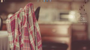 Desktop Vintage Windows7 by coral-m