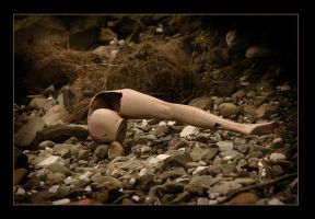 Beached Mannequin less color by 7scout7