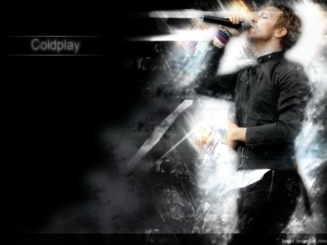 Coldplay Wallpaper by Tosjke
