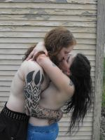 Lovers3 by tattooedgypsystock