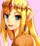 Queen Zelda by ruiberry