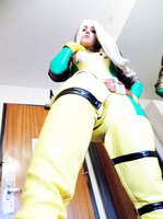 Rogue Cosplay Preview by xSaiyanPrincess