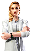 Alex Wesker Render by FearTheOverseer