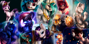 Commissions  sold with Paypal on DeviantArt by Obpony