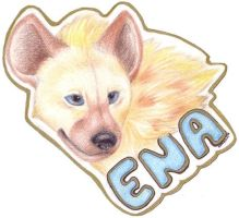Ena Conbadge Redo by Korrok