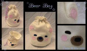Bear Bag by Idzit