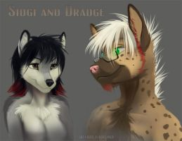 sidgi and dradge by 2078