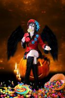 Ciel Phantomhive - Trick or Treat by TemeSasu