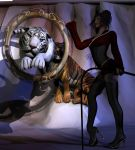 Tigers Mistress- circus serie by Umrae-Thara