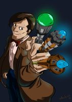 Matt Smith Rules Them All by Mokuu