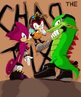 the CHAOTIX by DoRiKoNo