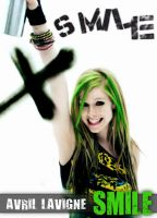 Avril Lavigne : smile by Visual3Deffect