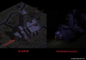Diablo Church comparison by Tahariell