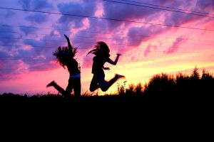 jump. II by ujee