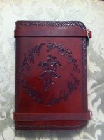 Custom Kindle Cover - Gift by SonsOfPlunderLeather