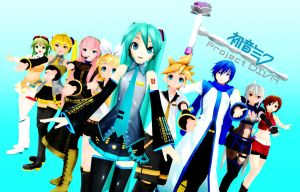 Project DIVA -Redone- by VocaloidKatia