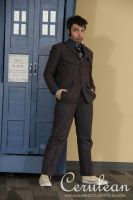 Doctor Who Photoshoot: The tenth Doctor by StrangeStuffStudios