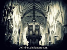 Organ by JollyPen
