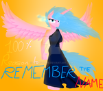 100  % Reason to REMEMBER THE NAME by FightStorm