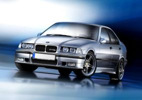 bmw e36 by lockanload