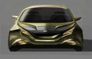 Hyundai sedan 4 by dimodee