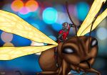 Ant-Man by TheWatcherOnTheWall