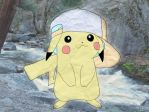 Another Giant Pikachu In Yosemite! by NinjaMouse4
