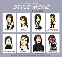 Style Meme: Amy by Water-Earth-Fire-Air