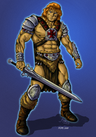 He-Man by hulkdaddyg