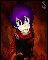 RC9GN.- If Randy was an Anime by yusunaby