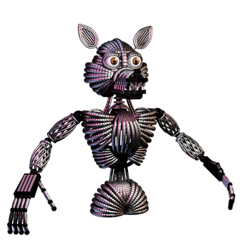 Funtime Foxy WIP by LyricEntertainment