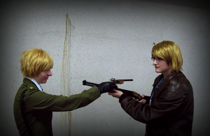 APH: At Odds by Bogx