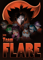 Join Team Flare by Horse1Heart