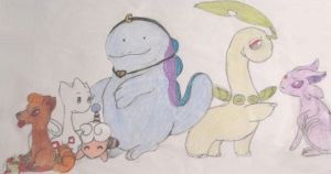 Pokemon Personality by gir-is-me