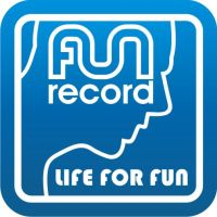 Funrecord Logo by weknow