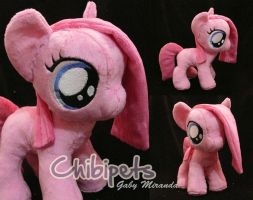 Filly Pinkamena ^^ by Chibi-pets