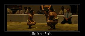 Photo: Life isn't Fair by Insidious-Ink