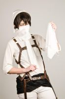 Levi _ Shingeki no Kyojin (Attack on Titan) by Yamaki-Chiya