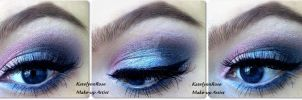 Request: Blue eye beauty by KatelynnRose