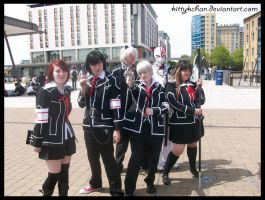 Vampire Knight Group by GD-Lolli