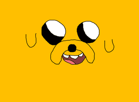 new Jake face! by TootsieRoIIs