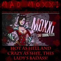 Mad Moxxi Demotivational by Drohung-DragonNinja