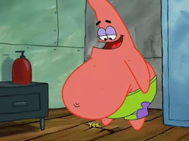 Fat Patrick by brown2002