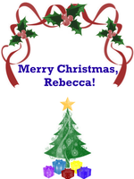 Rebecca's Xmas Card 08 Front by Wistfulwish