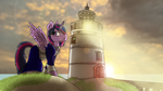 There's always a lighthouse. by Heedheed