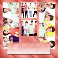 Photopack 1400: Union J by PerfectPhotopacksHQ